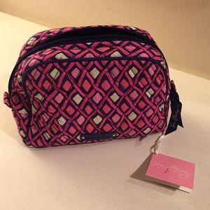 Vera Bradley Cosmetic Bag - NWT